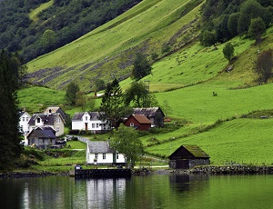 minicruise til Norge