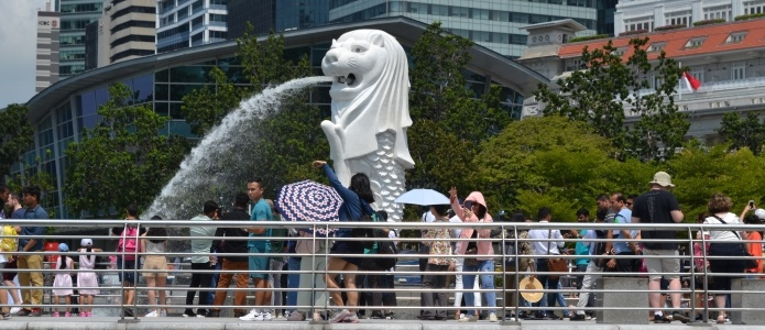 Singapores vartegn, Merlion
