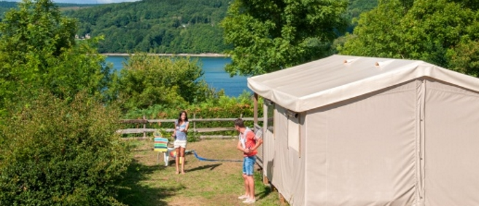 Glamping med Vacanceselect