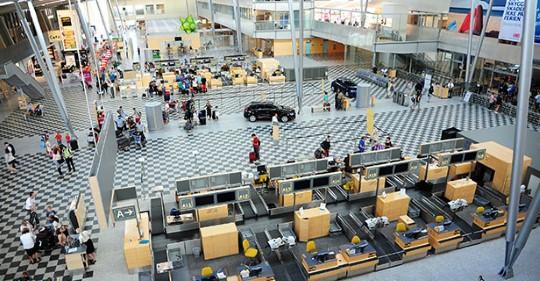 butikker i billund lufthavn
