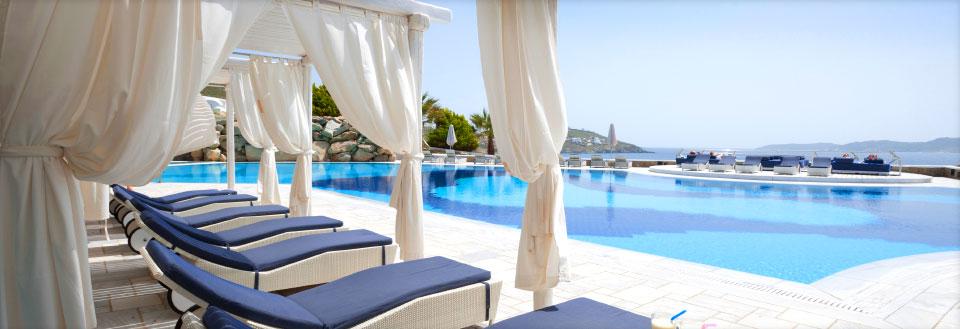 billige fly og hotel til spanien