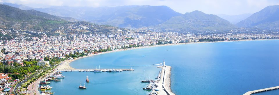 Alanya med all inclusive