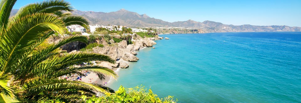 rejser malaga spanien
