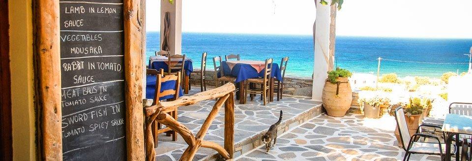 charterrejser til græske øer