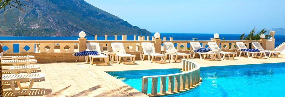 charterferie til grækenland