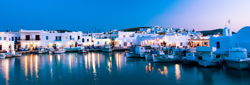 charterferie grækenland