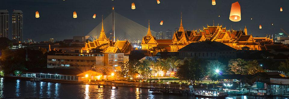 billige rejser til bangkok
