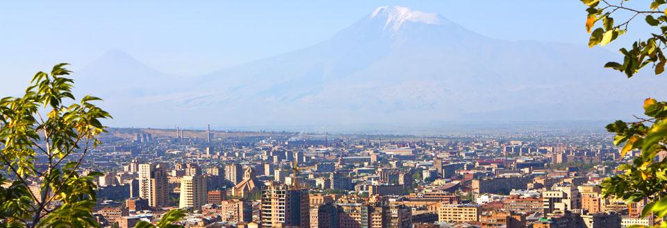 Billige flybilletter til Yerevan - Sammenlign flypriser her