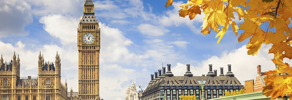 Find en billig flybillet til London (Gatwick)