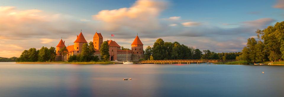Billige flybilletter til Litauen - Sammenlign flypriser her