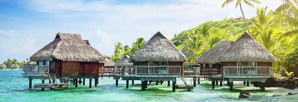 fly til fransk polynesien