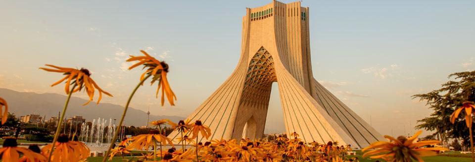 resa till iran billigt