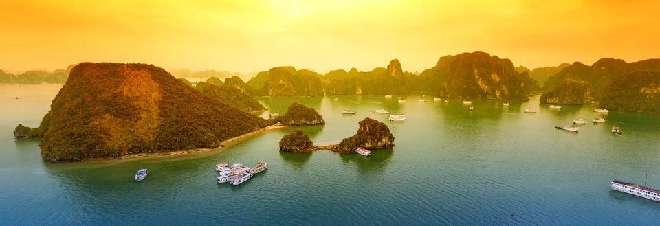 Billige flybilletter til Vietnam med prisgaranti   Travelmarket