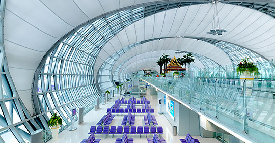 Billige flybilletter med Thai Airways