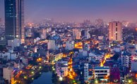 super billige flybilletter til vietnam