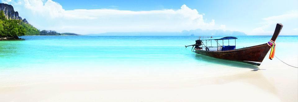 thailand rejser priser