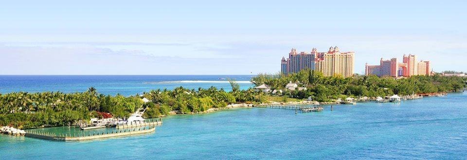 Rejser til Bahamas ⇒ find billige rejsetilbud til Bahamas
