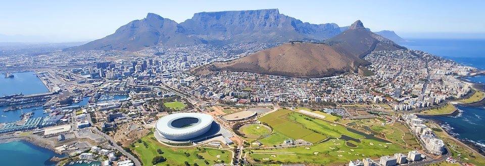 charterrejser sydafrika