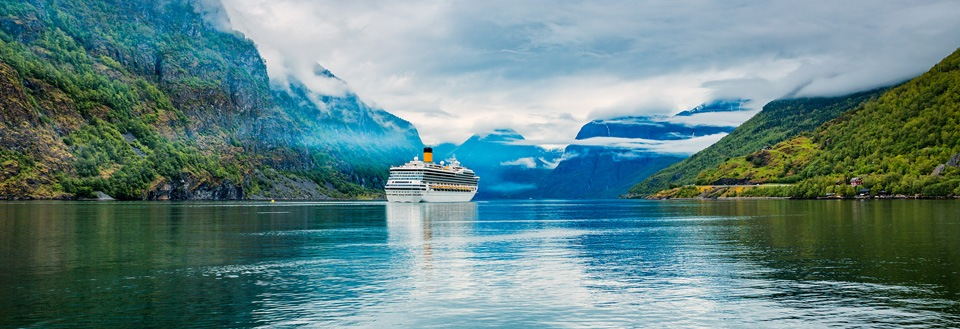 Cruise til Norge