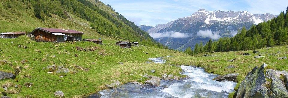 Kør selv ferie Østrig