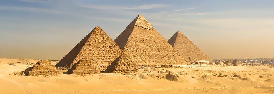 rejser til egypten