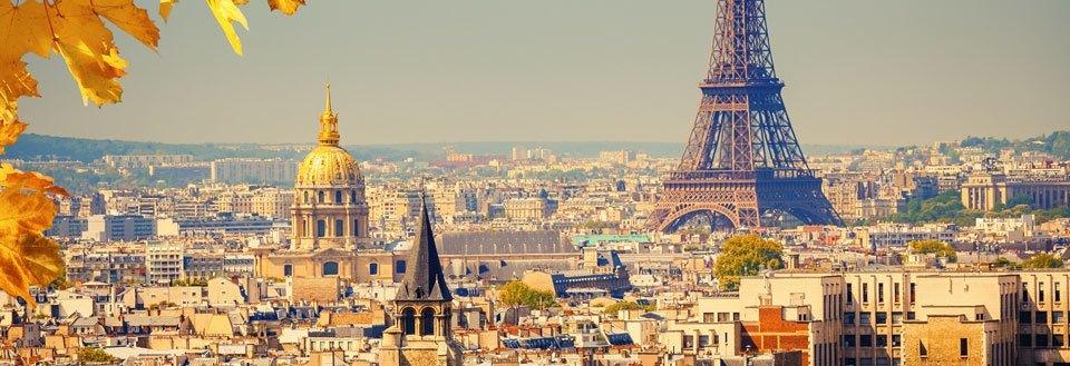 Kør selv ferie til Frankrig