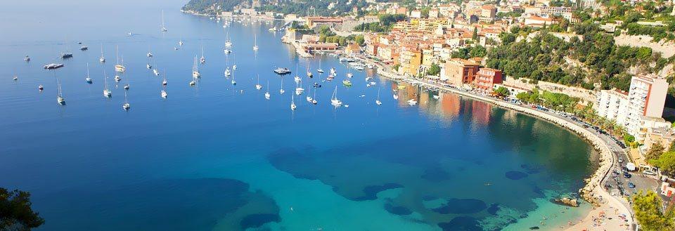 Rejser til Den Franske Riviera