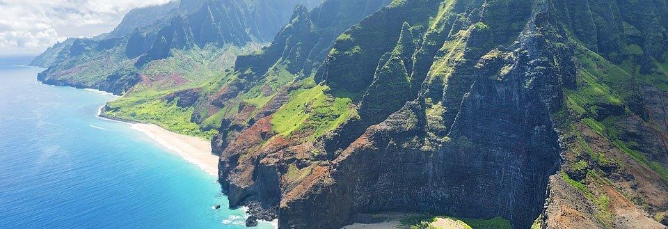 Rejser til Hawaii