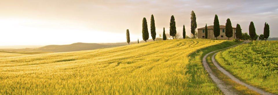 Kør selv ferie til Italien
