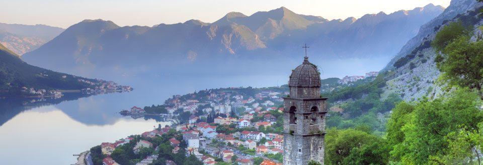 Kør selv ferie til Montenegro