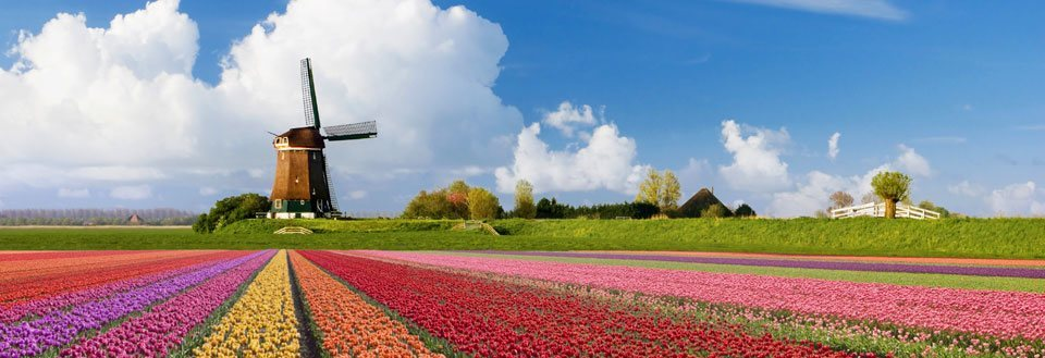 Kør selv ferie til Holland