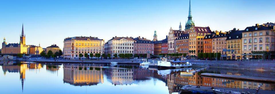 Ferieboliger i Sverige