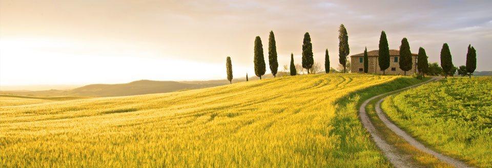 Ferieboliger i Toscana